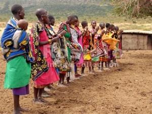 """Жінки Кенії оголосили """"тиждень без сексу"""""""