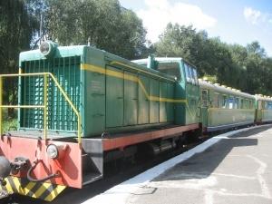 Луцьку дитячу залізницю фінансуватиме Львів