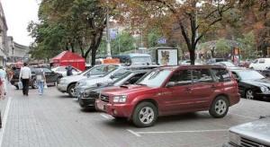 За парковку українці платитимуть смс-повідомленнями