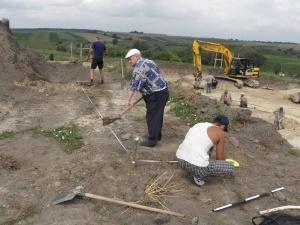 Археологи досліджують Зимненський монастир